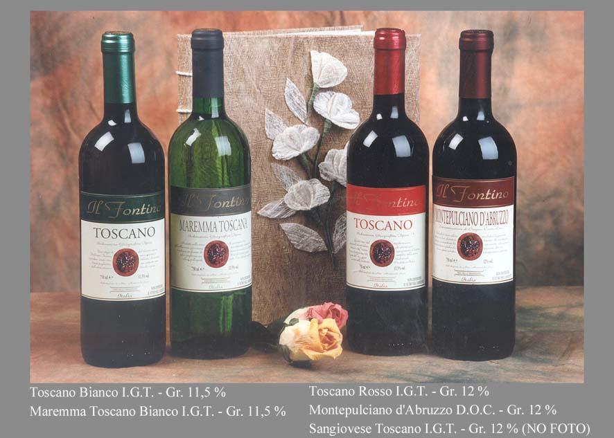"""Vino """"Fontino"""""""