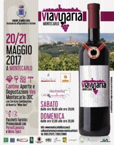 VIAVINARIA: degustazione vini a Montecarlo (Lucca)