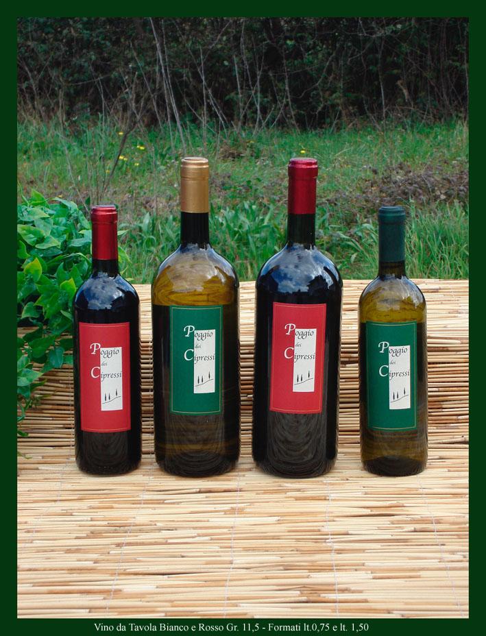 """Wine """"Poggio de' Cipressi"""""""